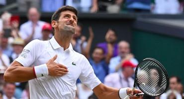 Nole nakon epske pobjede u Wimbledonu priznao: 'Najzahtjevniji meč moje karijere'