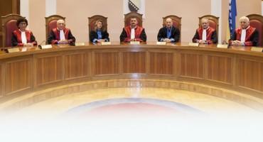 Ustavni sud BiH odlučuje o zahtjevu Borjane Krišto
