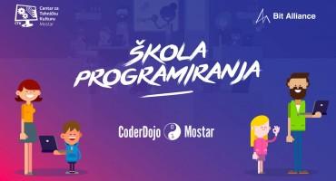 Otvorene prijave za besplatnu školu programiranja u Mostaru