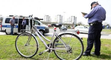Migrant u Hercegovini ukrao biciklo