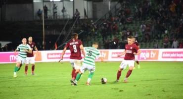 Sarajevo se minimalnim porazom od Celtica oprostilo od Lige prvaka