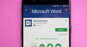 Microsoft Word za Android prešao brojku od milijardu preuzimanja