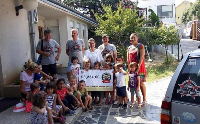 Vrijedna donacija vrtiću ''Sunčani most'' u Mostaru