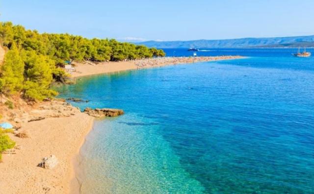 Prekrasna hrvatska plaža proglašena najljepšom na svijetu