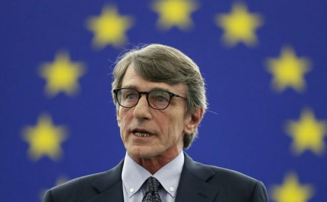 Talijanski socijaldemokrat David-Maria Sassoli je novi predsjednik Europskog parlamenta