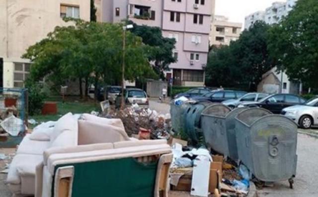 Komunalna poduzeća odvozit će krupni otpad svake zadnje subote u mjesecu
