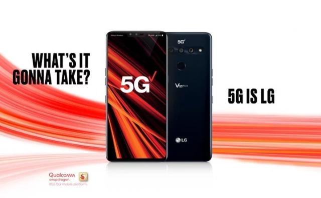 Opala prodaja LG-jevih i Sonyjevih Smartphonea