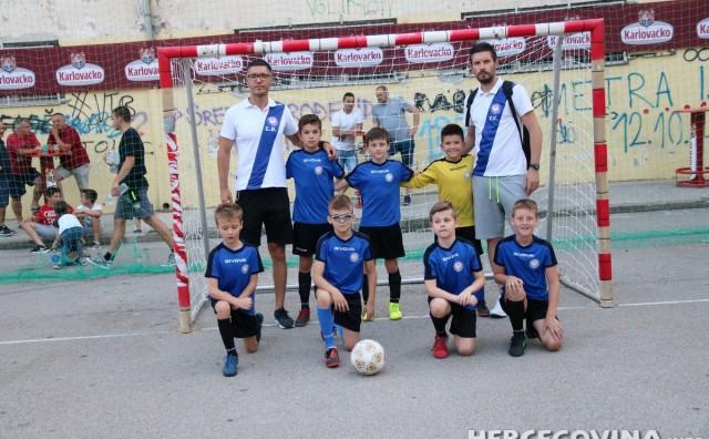 Započeo malonogometni turnir u Stocu, nastupili i članovi FA HFC Zrinjski