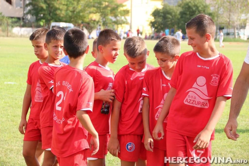 HŠK Zrinjski: Mladi nogometaši rođeni 2009. godine osvojili turnir u Blagaju