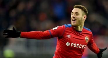 Rusija: Gol Vlašića u pobjedi CSKA