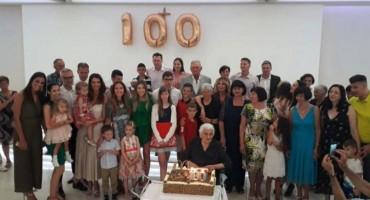 U Posušju proslavljen 100. rođendan Ive Zovko iz Vinjana