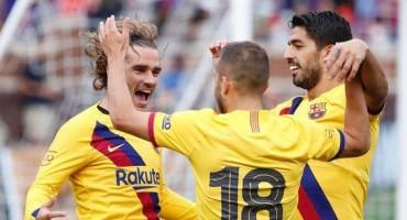 Barca pregazila Napoli bez Messija i Rakitića