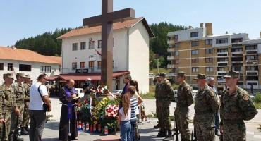 Dan sjećanja na poginule hrvatske branitelje u Bosanskom Grahovu
