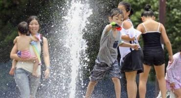 Toplotni udar u Japanu, umrlo sedam osoba