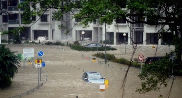 Više od milijun Kineza evakuirano zbog tajfuna