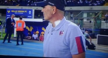 Izdrži majstore, cijeli nogometni svijet je uz tebe: Mihajlović se pojavio na klupi Bologne