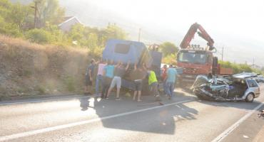 Poznat identitet poginulih u prometnoj nesreći u Mostaru