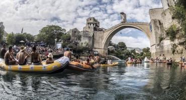 Red Bull Cliff Diving organizira poseban vlak na relaciji Sarajevo - Mostar