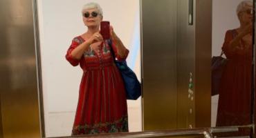 Jadranka Kosor 'opalila' selfie i nasmijala pratitelje: 'Gdje ste sokolice i sokolići moji?'