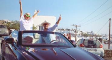 Maja Šuput pokazala u kakvom bijesnom autu se ona i Nenad vozaju na odmoru