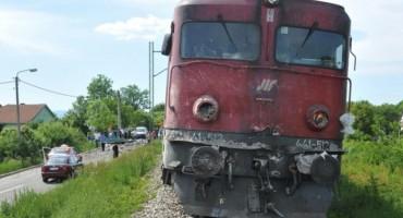Vlak udario ženu kod Doboja