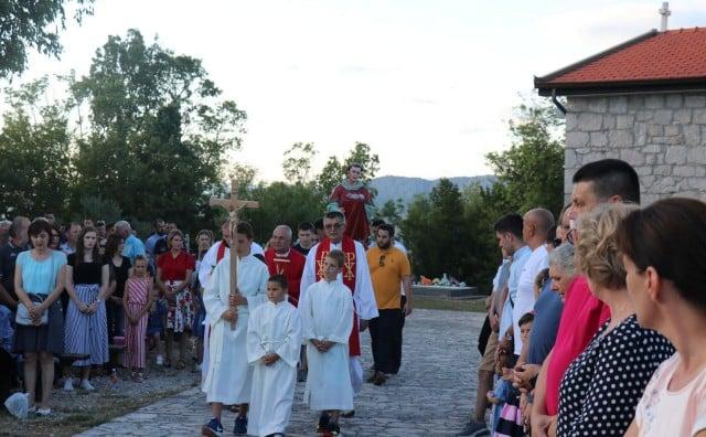 Stipanjdan na Hardomilju, najveća župna proslava nakon sv. Ante