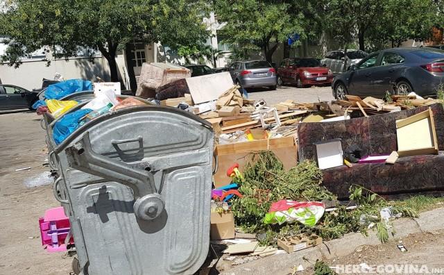 ANKETA: Jeste li zadovoljni uslugom prikupljanja i odvoza otpada u Gradu Mostaru?
