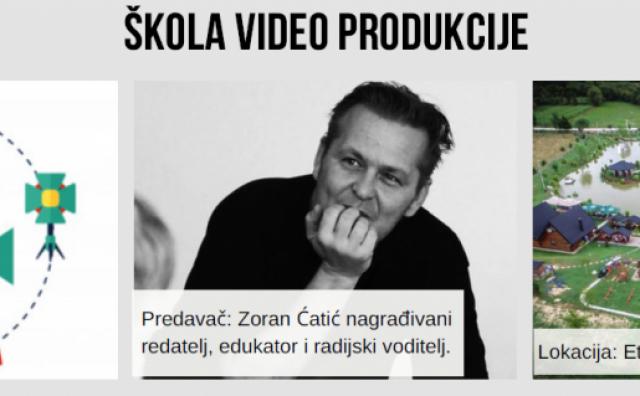 Prijavite se na IMEP školu video produkcije