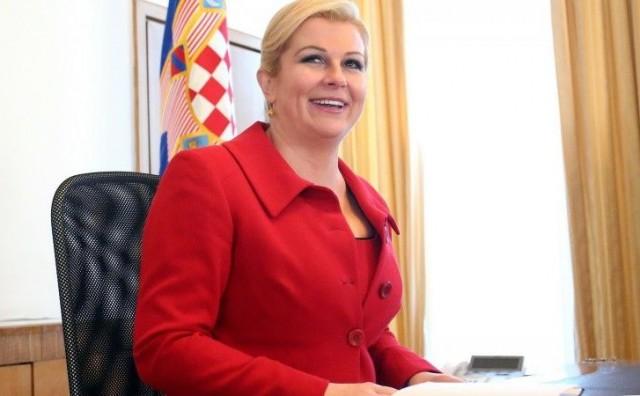 Grabar-Kitarović najavila kandidaturu za novi mandat