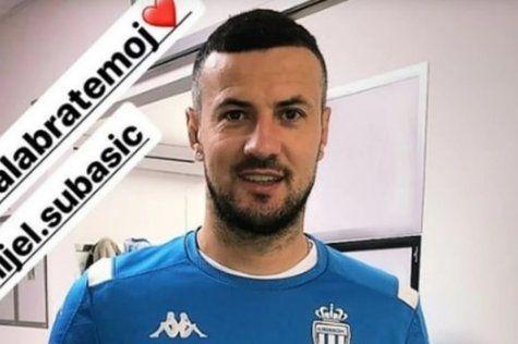 Danijel Subašić podržao Zrinjski pred utakmicu s Utrechtom