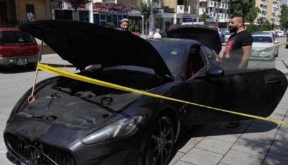 Sarajevo: Vlasnik Maseratija tvrdi da mu je auto zapalio muž od ljubavnice