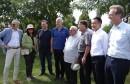 Druženje članova diplomatskog zbora s dužnosnicima Bosne i Hercegovine u Čitluku