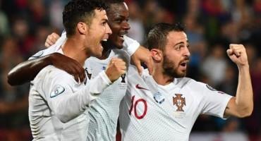 Portugal slavio u Beogradu, Srbima visi Euro