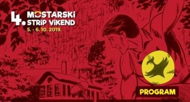 4. Mostarski strip vikend nastavlja se sutra u velikoj dvorani Hrvatskog doma Hercega Stjepana Kosače