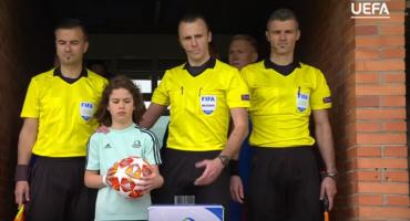 Novo priznanje za bh. suce: Peljto, Ibrišimbegović i Beljo sude utakmicu Europske lige
