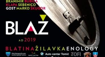 Četvrti festival vina BLAŽ Enology večeras u Međugorju