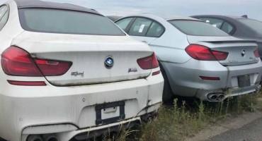 Nakon Mercedesa otkriveno i groblje novih BMW-a vrijednih 150 milijuna eura