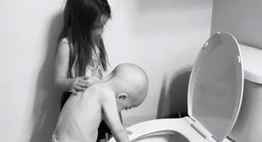 Bolna fotografija raka u djetinjstvu rasplakala svijet