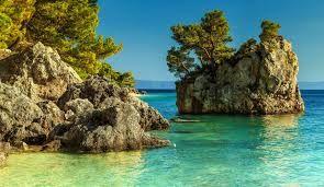 Idilična dalmatinska plaža, zaputite  se u posjet, nije daleko!
