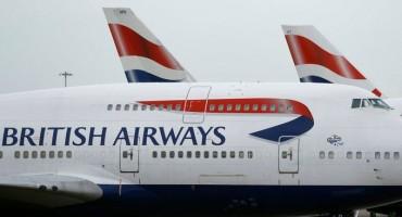 British Airways otkazao gotovo sve letove, piloti štrajkuju zbog plaća