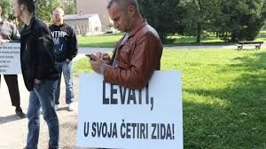 Sarajevo: U parku kod naselja Ciglane u toku skup protivljenja povorci ponosa