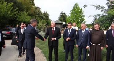 Čović u Tolisi: Mi smo narod koji predvodi euroatlanski put i sve ono što je dobro danas u BiH