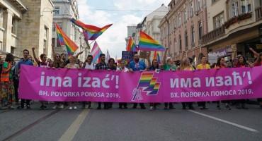 Počela prva Povorka ponosa u Sarajevu
