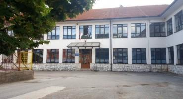 Vježba evakuacije i spašavanja u srednjoj školi Antuna Branka Šimića u Grudama