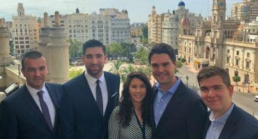 Mladež HDZ-a BiH na zasjedanju Vijeća Mladeži Europske pučke stranke u Valenciji