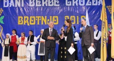 Herceg u Čitluku: Žilavka i blatina promoviraju Brotnjo i Hercegovinu