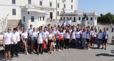 U organizaciji Napretka mladi u Beču učili njemački jezik