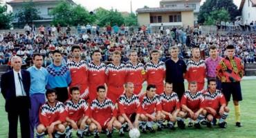 Nogometni blagdan u Kiseljaku: Široki Brijeg i Kiseljak prvi međusobni susret odigrali u finalu prvenstva Herceg - Bosne