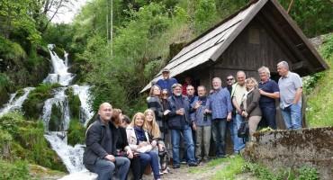 Selektivna izložba radova Likovne kolonije Borovica u Kosači