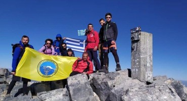 Novo iskustvo trebinjskih planinara - Istog dana na najvišem vrhu Olimpa i na morskoj obali